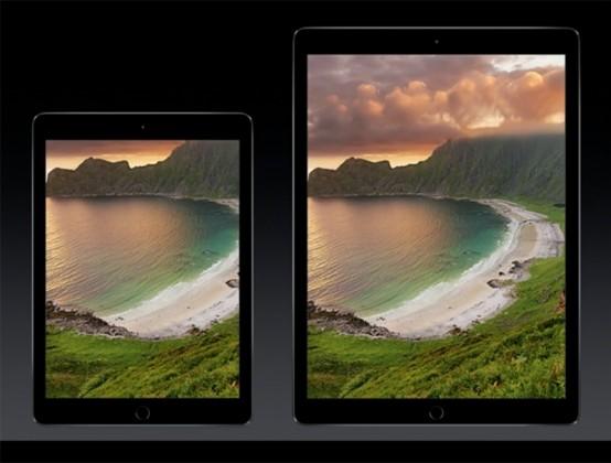 iPad Pro grandezze
