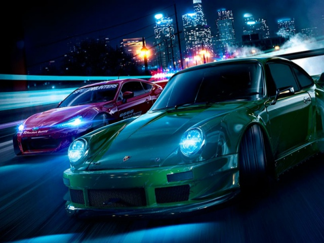 Need For Speed: EA svela le vetture presenti nel gioco