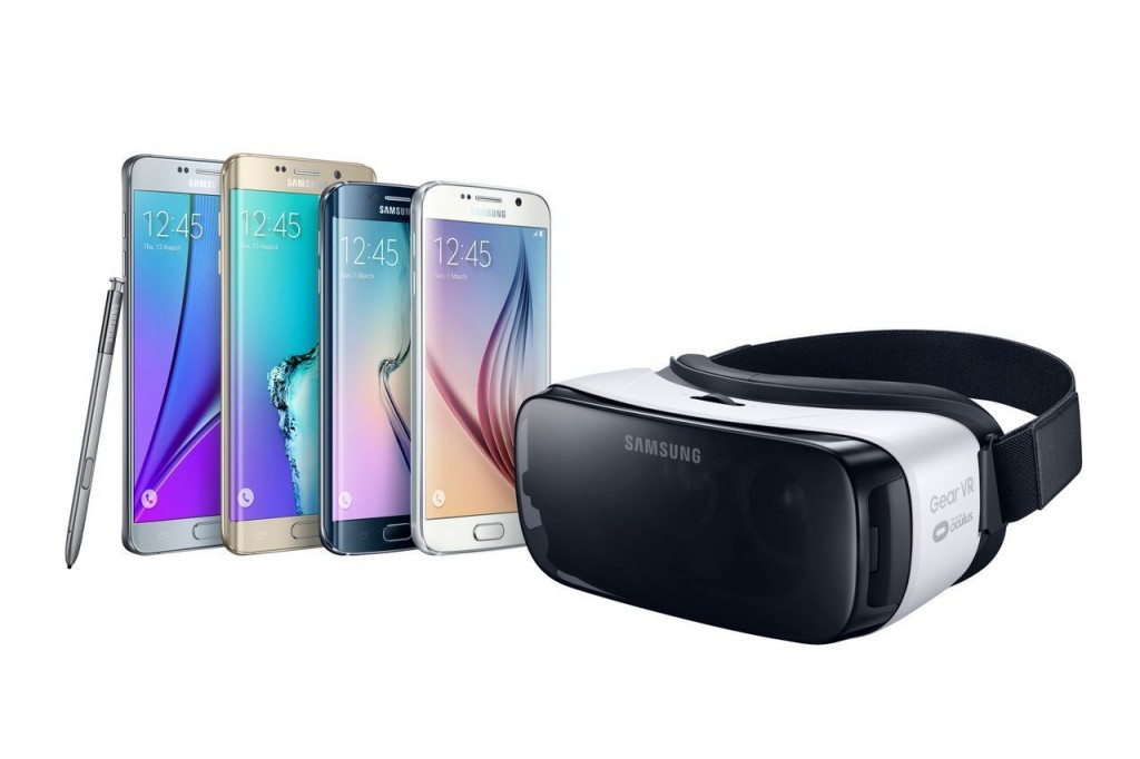 Samsung Gear VR smartphone