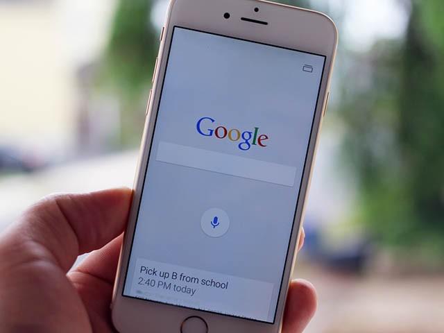 Google cerca mobile