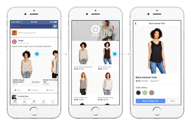 shopping facebook