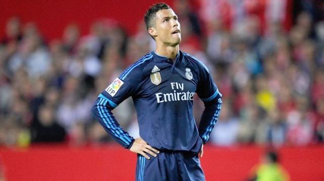 La Credenza Ronaldo : Cristiano ronaldo tiene in ansia il real: triste involuto e con