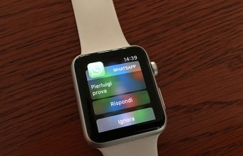 Apple Watch QuickReply WhatsApp