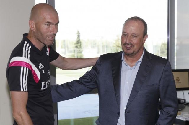 Benitez Zidane