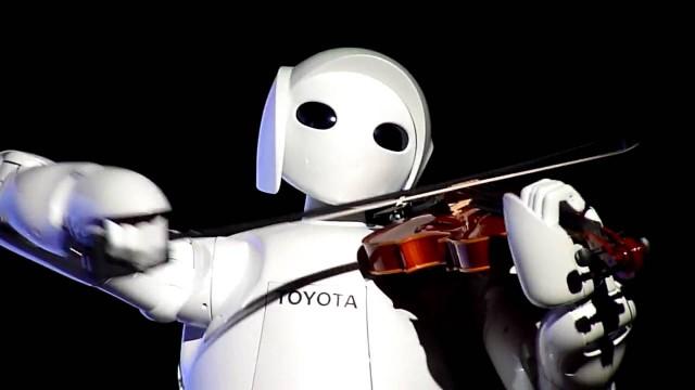 Toyota Robot