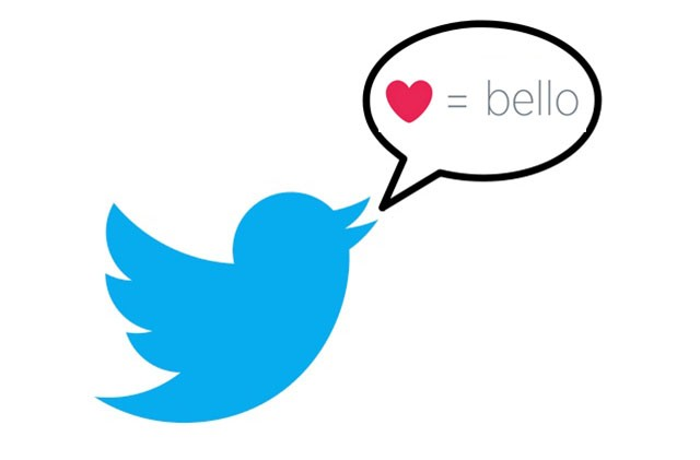 Twitter cuore