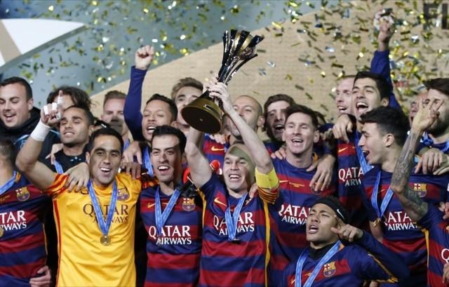Barcellona Campione