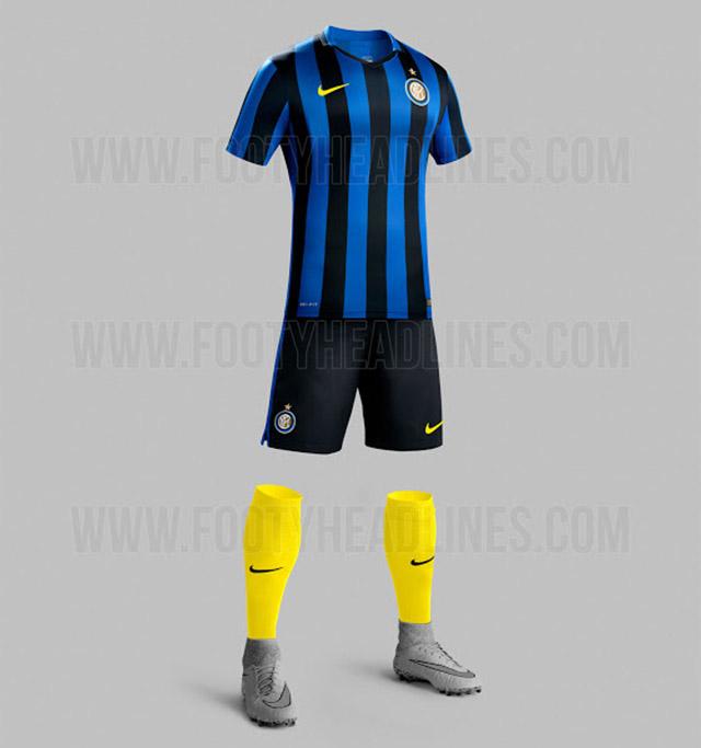 Inter nuova maglia 2016 2017