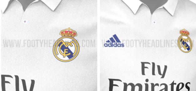 Nuova maglia Real Madrid 2016 2017