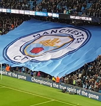 Nuovo logo Manchester City