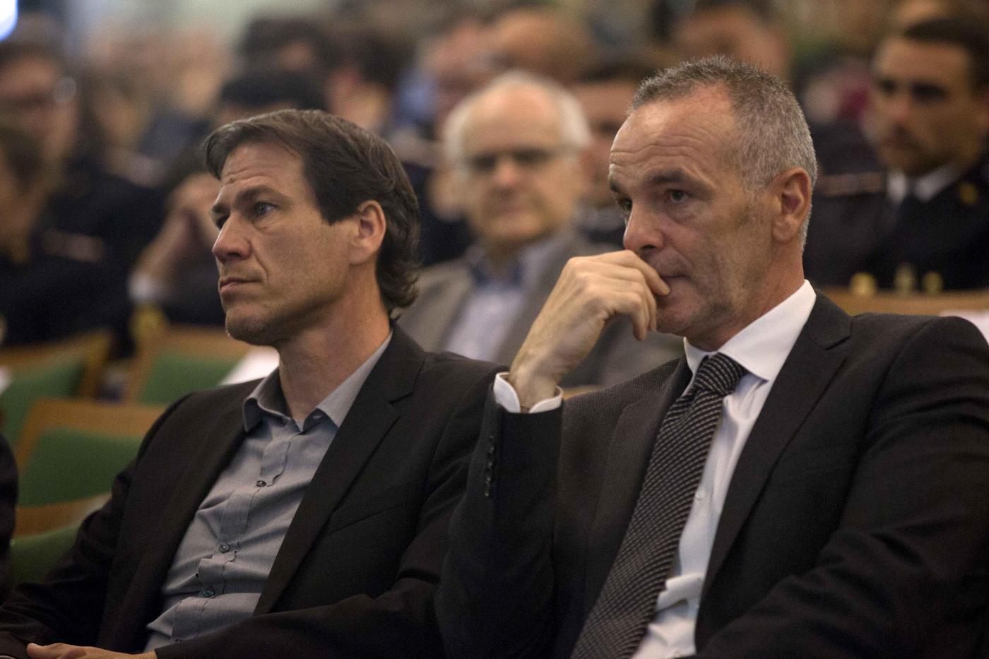 Pioli e Garcia sono a rischio esonero sulle panchine di Lazio e Roma.