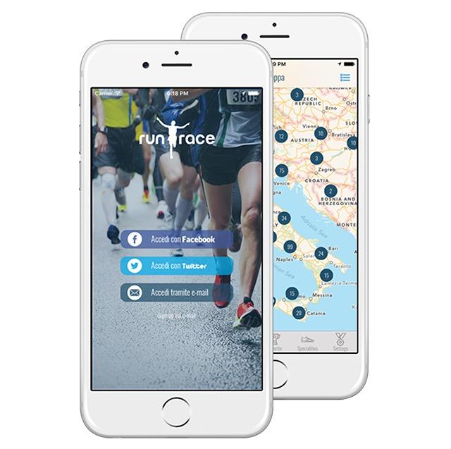 RunRace app