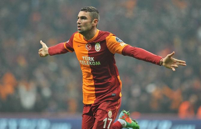 Yilmaz attaccante del Galatasaray lungamente corteggiato dalla Lazio.