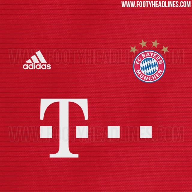 Bayern Monaco Kit