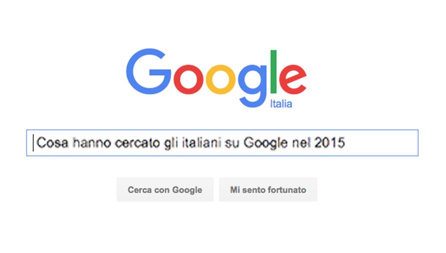 Risultati immagini per google curiosità  italiani