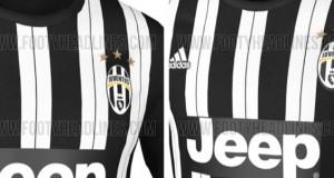 nuova maglia juve 2016-2017