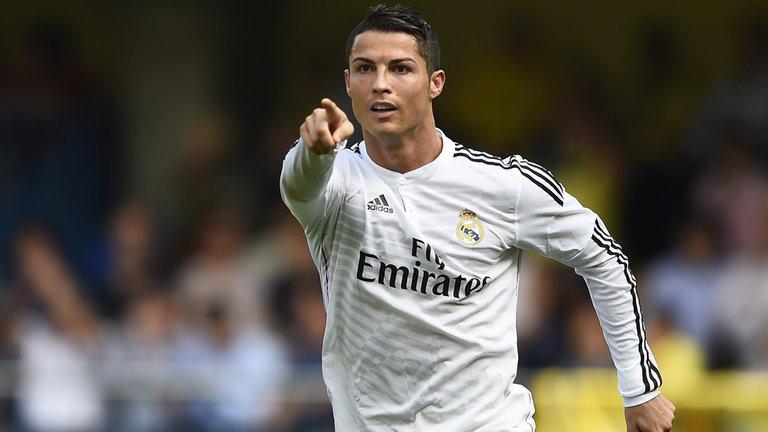 Cristiano Ronaldo, attaccante del Real autore di 11 gol finora in Champions.