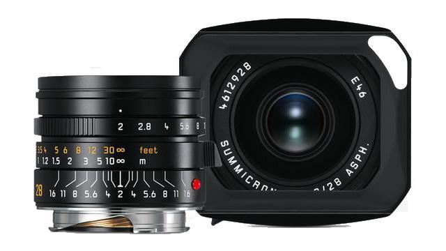 Leica Summicron-M 28mm F2 ASPH