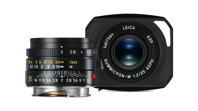 Leica Summicron-M 35mm F2 ASPH