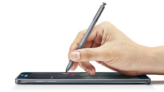 Galaxy Note 5: Samsung ha riproggettato il meccanismo di espulsione della S Pen