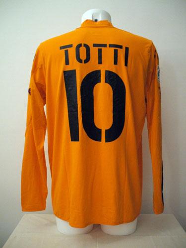 Totti maglia 2004 2005