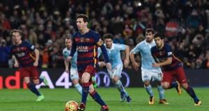 Rigore Messi