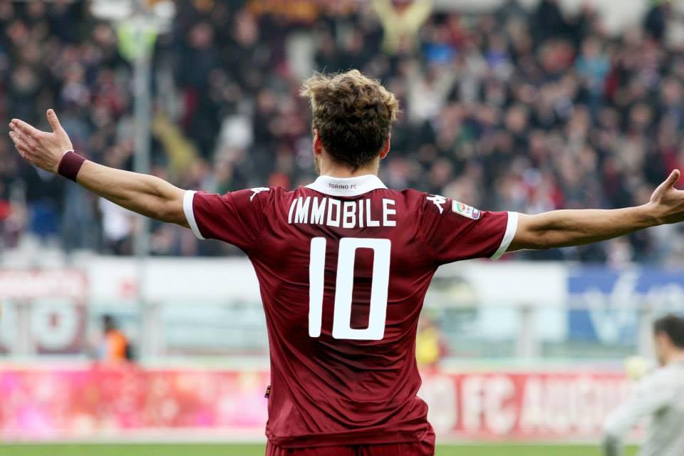Immobile è tornato al Torino dopo le parentesi sfortunate al Borussia Dortmund e al Siviglia.