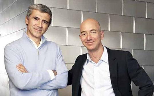 Piacentini Bezos
