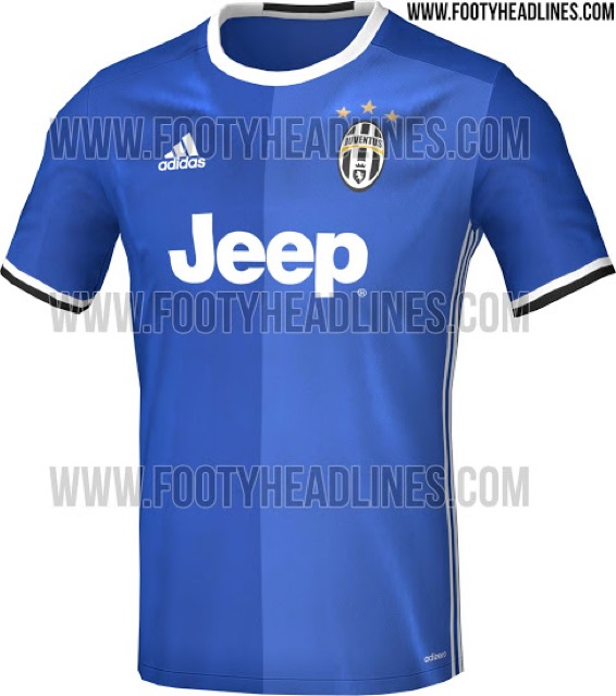 Juventus kit away
