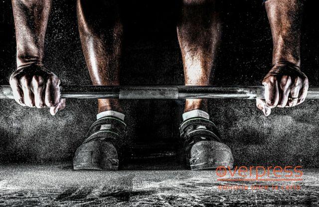 bilanciere-allenamento-barbell-exerceo-overpress