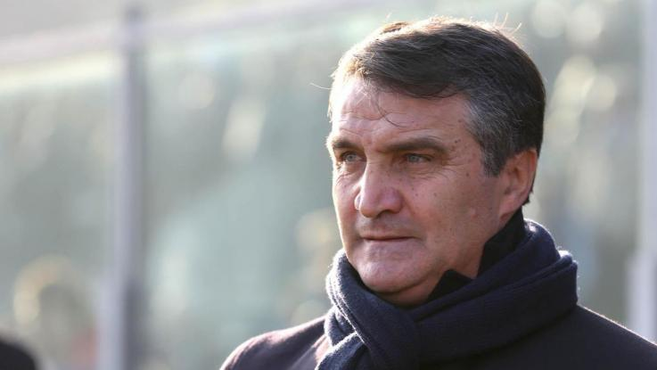 Luigi De Canio, neo tecnico dell'Udinese al posto di Stefano Colantuono.