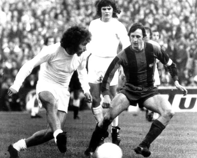 Breitner Cruyff
