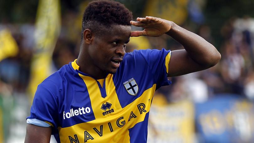 Baraye, autore di 21 gol in questa stagione.