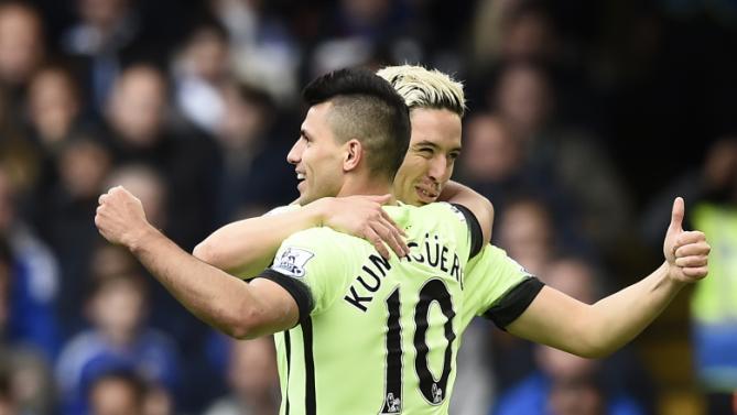 Auguro Manchester City