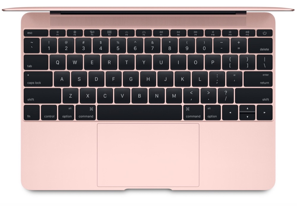 Nuovi MacBook