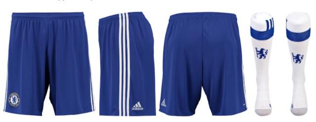 Adidas maglia chelsea 2016 2017