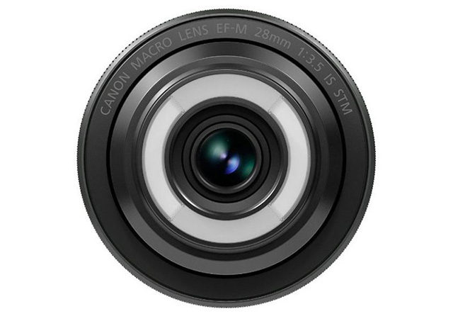 Canon_EF-M 28mm f3.5 STM_front