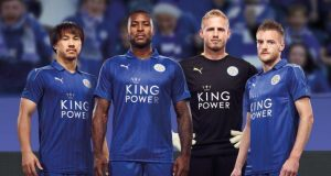 Leicester maglia
