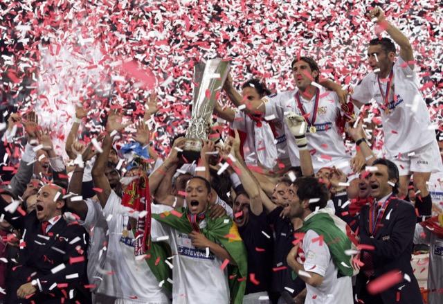 Siviglia Coppa Uefa