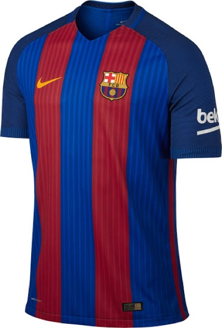 Barcelona new kit