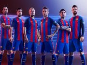 Barcelona New Kit 2016/17