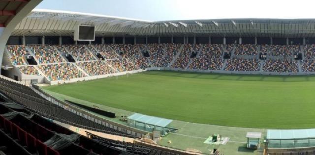 Nuovo stadio Udinese