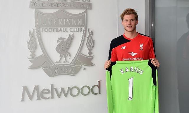 Karius Liverpool