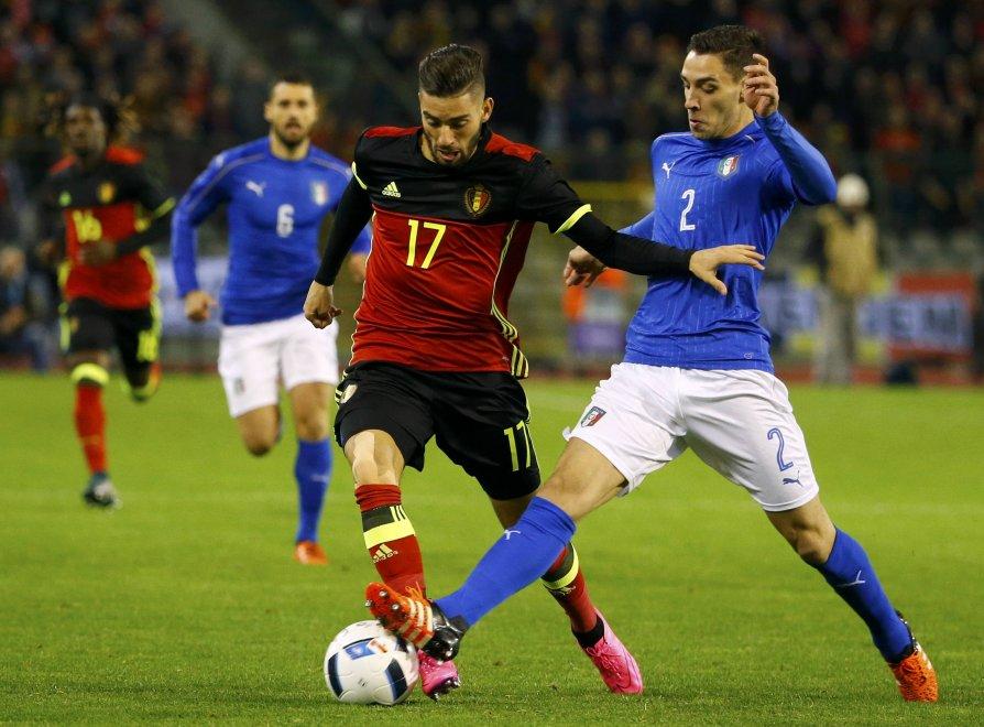 Ferreira Carrasco, stella del Belgio che affronterà l'Italia.