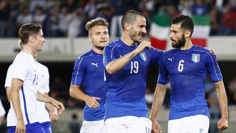 L'Italia ha battuto Scozia e Finlandia nelle due amichevoli di preparazione all'Europeo.