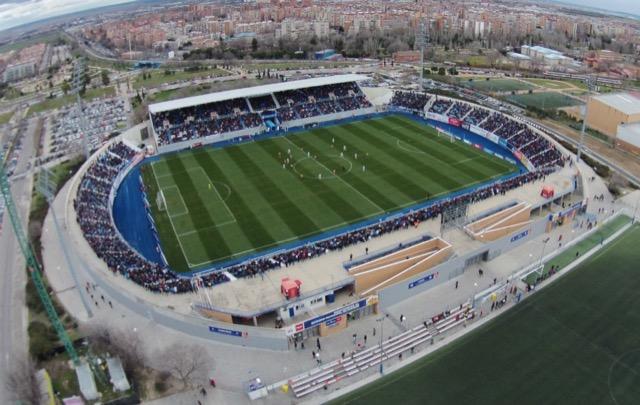 Leganés stadio