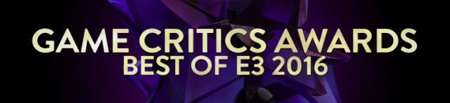 game critic awards