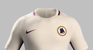 Roma seconda maglia 2016 2017 fronte