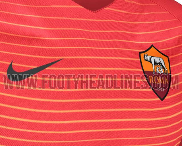 5963488d4d Arrivano le prime anticipazioni sulla nuova terza maglia della Roma. Il  sito footyheadlines, sempre ben informato sulle novità riguardanti le maglie  da ...