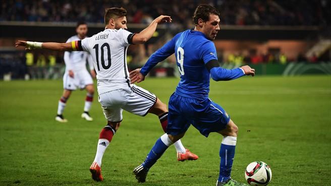 Leitner è stato capitano dell'under 21 tedesca.